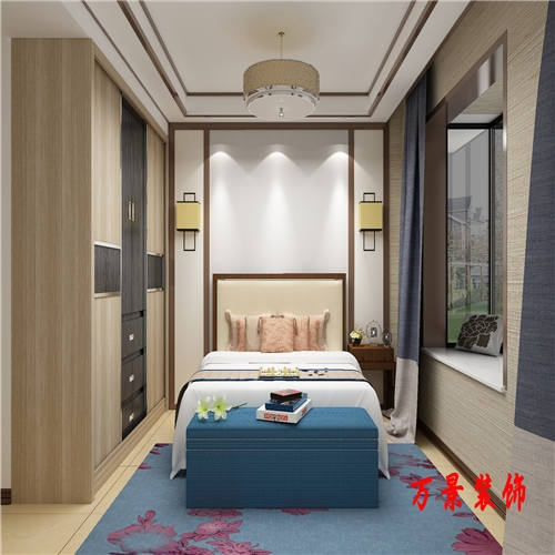 青州新中式装饰